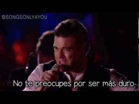 Losers - Robbie Williams (Traducida Al Español) live at O2