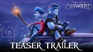 ONWARD | New Trailer - Chris Pratt & Tom Holland | Official Disney Pixar UK