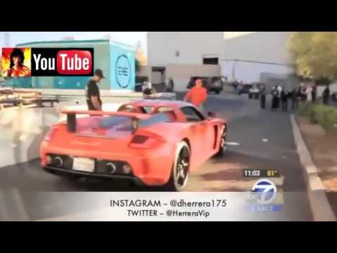 Porsche Carrera gt Paul Walker New Footage Porsche Carrera gt
