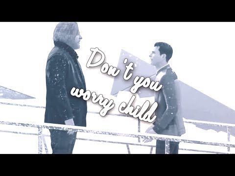 Hank & Connor | Don't You Worry Child