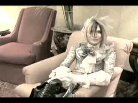 Versailles - Teru Jishuban NOBLE comment video