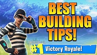 HOW TO BUILD FASTER! BUILDING TIPS! BUILD FASTER IN FORTNITE! (Fortnite Battle Royale)