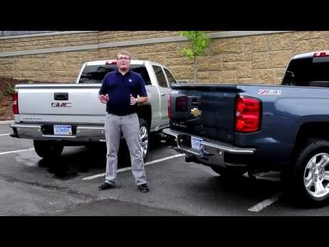 IHS Auto Reviews: 2014 GMC Sierra SLT & Chevrolet Silverado LT
