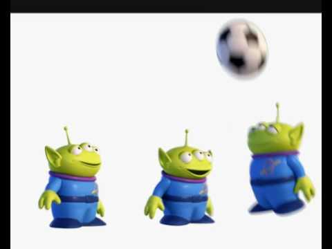 ToyStory 2 - Premiera 22 Maja na DisneyXD - Piłka nożna