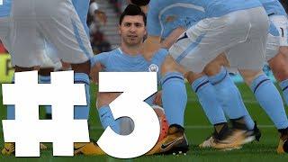 FIFA 18 Manchester City Kariyeri #3 - Premier Lig Duy Sesimizi!