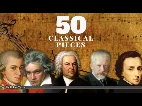 50 Most Famous Pieces Of Clical Music