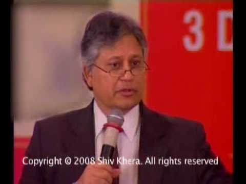 Shiv Khera - Motivational Speaker In India, Corporate Training India, Leadership Training India video