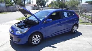 2013 Hyundai Accent GLS Meticulous Motors Inc Florida For Sale
