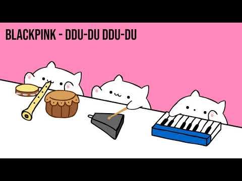 """Download Bongo Cat - BLACKPINK """"DDU-DU DDU-DU"""" K-POP Mp4 baru"""