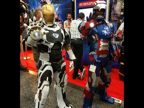 Master Le Cosplays: 2014 San Diego Comic Con Extended