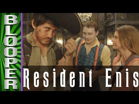Resident Enis Gag Reel