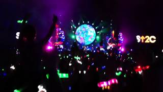 Coldplay - Paradise @ Paris, Stade De France 2012