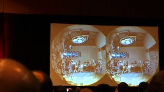 A short segment from Valve's Portal VR Demo (GDC 2015)