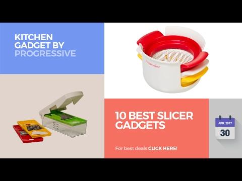 10 Best Slicer Gadgets Kitchen Gadget By Progressive
