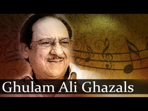 Ghulam Ali Ghazals : Mehfil Mein Baar Baar - Part 2 video