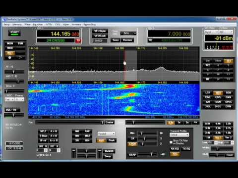 Flex-1500 2 meter local noise