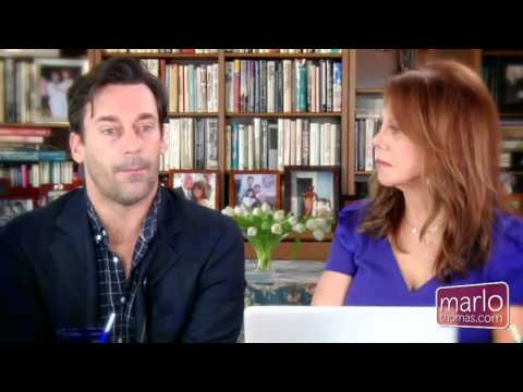 Mondays with Marlo: Jon Hamm - Full Interview