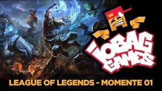 IOBAGG - League of Legends Momente 01