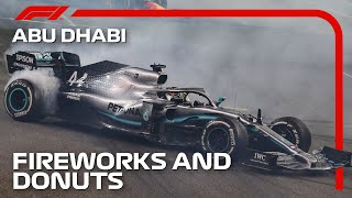 Donuts Under The Desert Sky | 2019 Abu Dhabi Grand Prix