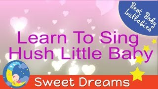 Sing A Lullaby LULLABIES Lullaby for Babies To Go To Sleep Baby Lullaby Baby Songs Go To Sleep Music