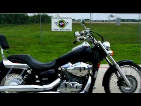 Review: 2007 Honda Shadow 750 Spirit Black