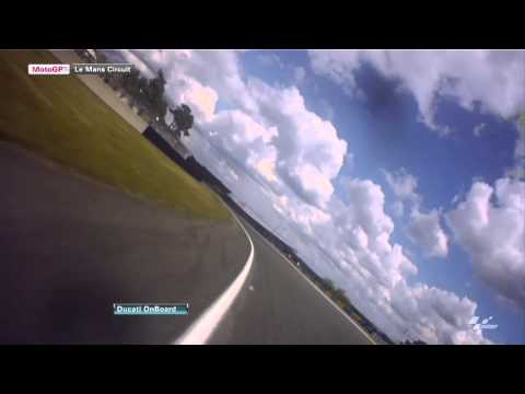 Le Mans - Ducati OnBoard