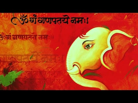 Shendur Lal Chadhayo - Ganpati Devotional Aarti video
