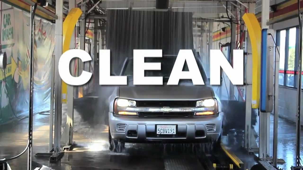 Quick quack car wash youtube