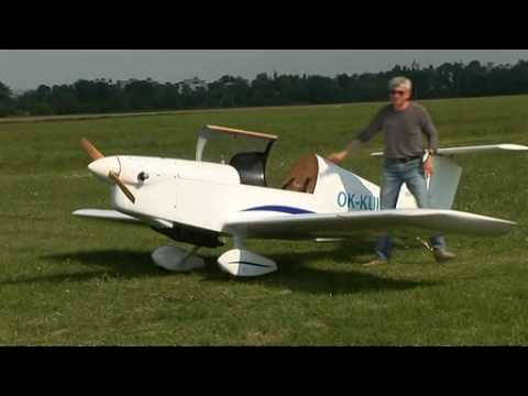SD-1 Minisport homebuilt ultralight aircraft