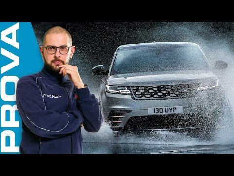 Range Rover Velar come si guida un ASTRO-SUV