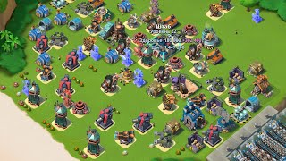 BOOM BEACH - 1ST WORLD PLAYER