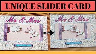 Handmade Card for Anniversary | Handmade Card for Husband | DIY Creative Gift Idea for boyfriend