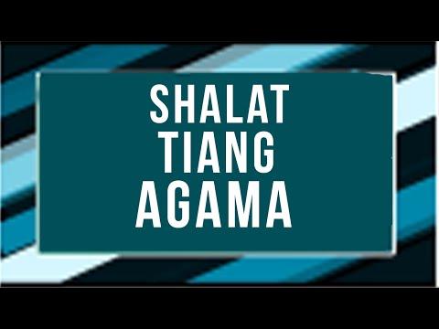 Ceramah Agama : Shalat Tiang Agama - Ustadz Sofyan Chalid Ruray