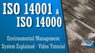 ISO 14001 and ISO 14000 Environmental Management System and Audit Explained in thie Training Tutoria