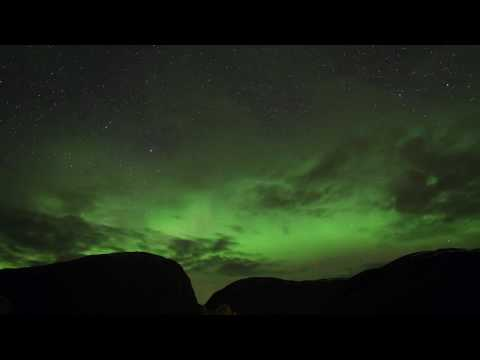 Boards of Canada - Macquarie Ridge (Aurora Borealis, Northern Lights) HD, Salten - Norway