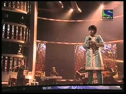 X Factor India - Seema's Peaceful Singing On Kabhi Alvida Na Kehna- X Factor India - Episode 17 - 9th Jul 2011 video