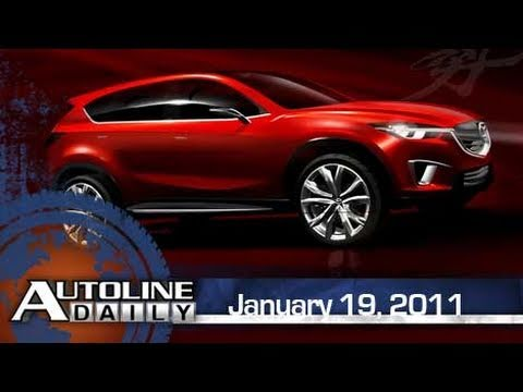 Jim Hall's NAIAS Favorites - Autoline Daily 560