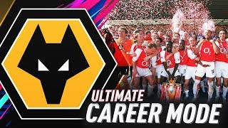 COULD WE BE THE NEXT INVINCIBLES!?! FIFA 19 WOLVES ULTIMATE CAREER MODE #49