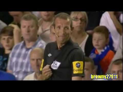 Everton 1-0 Manchester United Highlights