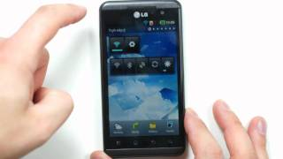 LG P920 Optimus (Swift) 3D - appearance - part 1