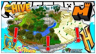 ALL MINECRAFT SERVER MINIGAMES IN A SINGLE MAP *NO MODS*