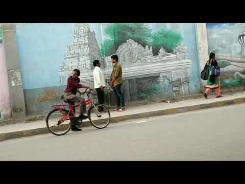 Prank in Telugu/Hyderabadi pranks/Funny pranks