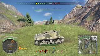 World of Tanks Xbox one Sexton I 6 Kills ..,..