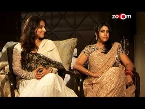 Vidya Balan talks about her weighty issues