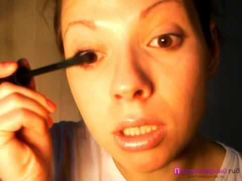 Как правильно накрасить ресницы (макияж ресниц)