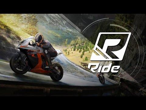 #1 Zagrajmy w RIDE Motocyklem przez Park Narodowy 1080P PL
