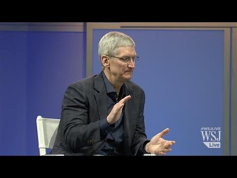 Tim Cook on Retailers That Refuse Apple Pay