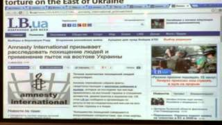 Anton Gerashenko. Ukraine Crisis Media Center, 26th of September 2014