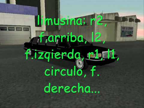 Gta San Andreas Ps2 Code Avion Trucos Gta San Andreas Ps2