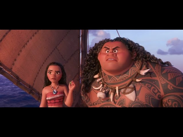 Moana - Official Trailer #2